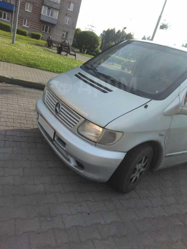 Mercedes-Benz Vito, 1999 год, 340 000 руб.