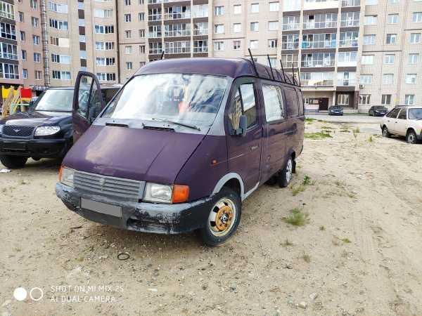 ГАЗ 2217, 1997 год, 79 000 руб.