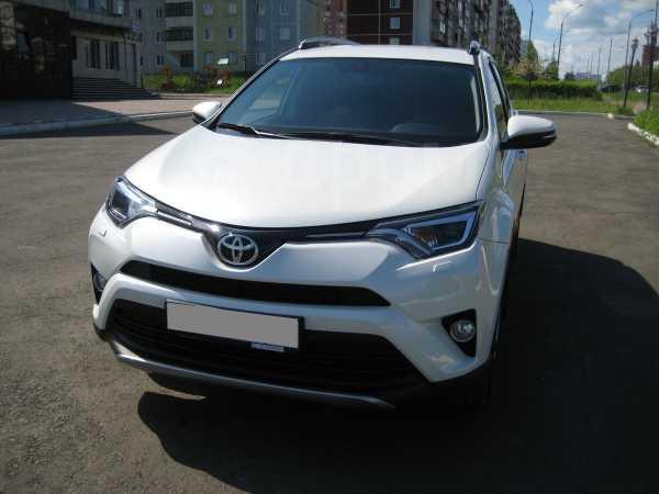 Toyota RAV4, 2017 год, 1 830 000 руб.
