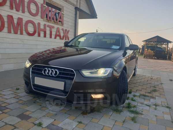 Audi A4, 2013 год, 650 000 руб.