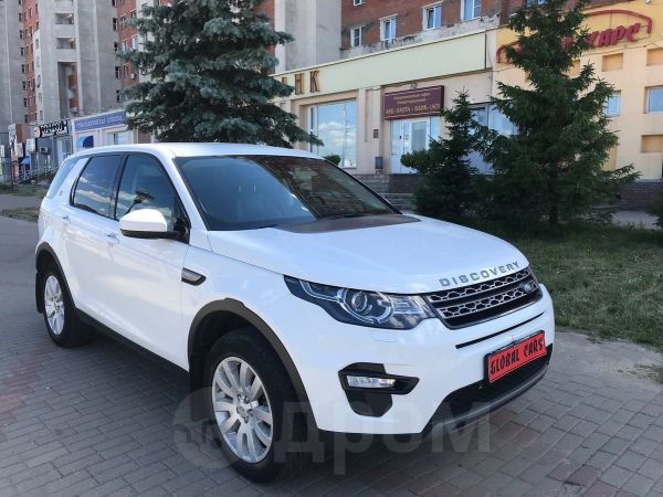 Land Rover Discovery Sport, 2016 год, 1 799 000 руб.