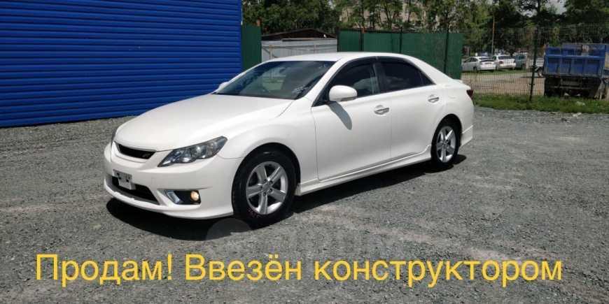 Toyota Mark X, 2010 год, 430 000 руб.