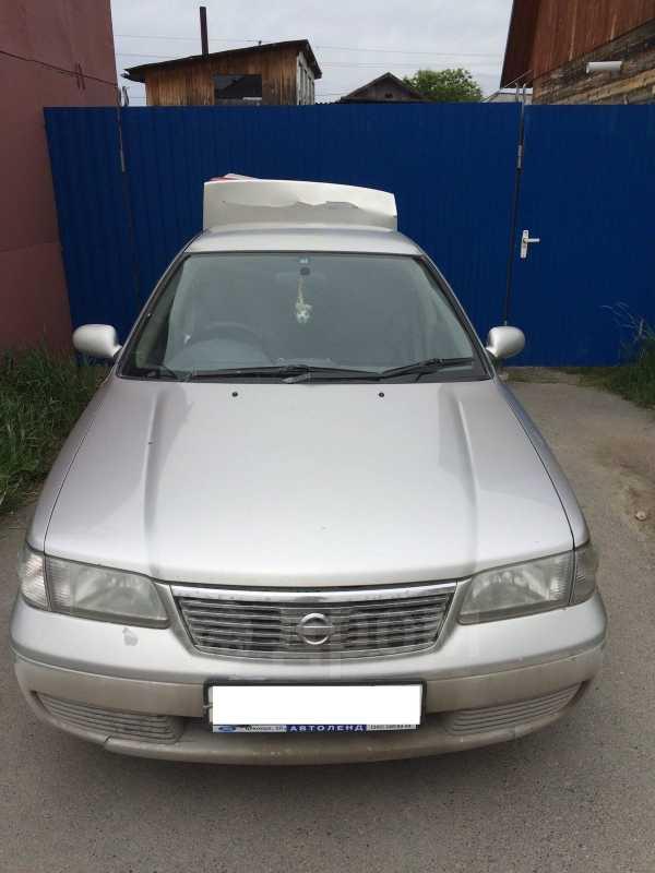 Nissan Sunny, 2003 год, 90 000 руб.