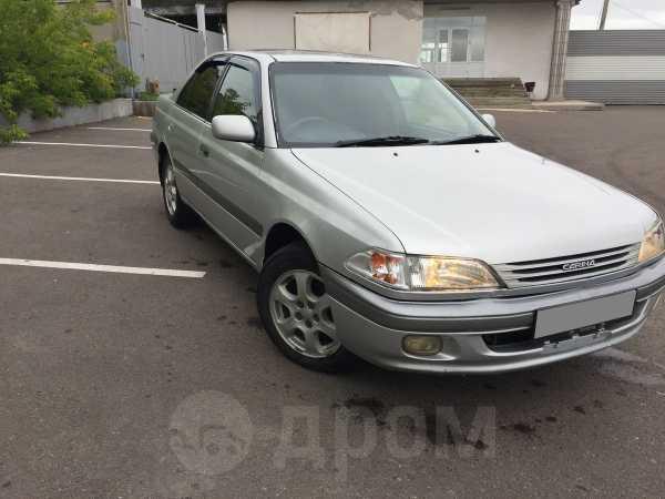 Toyota Carina, 1996 год, 217 000 руб.