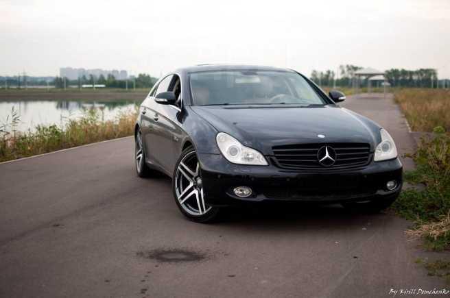Mercedes-Benz CLS-Class, 2005 год, 500 000 руб.