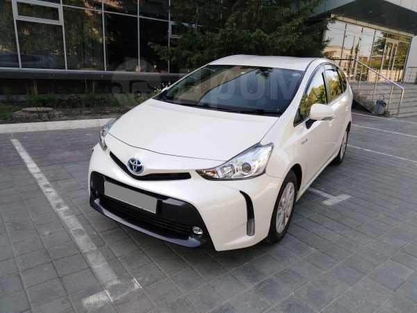 Toyota Prius a, 2015 год, 1 040 000 руб.