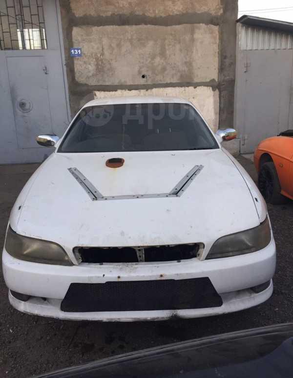 Toyota Mark II, 1995 год, 45 000 руб.