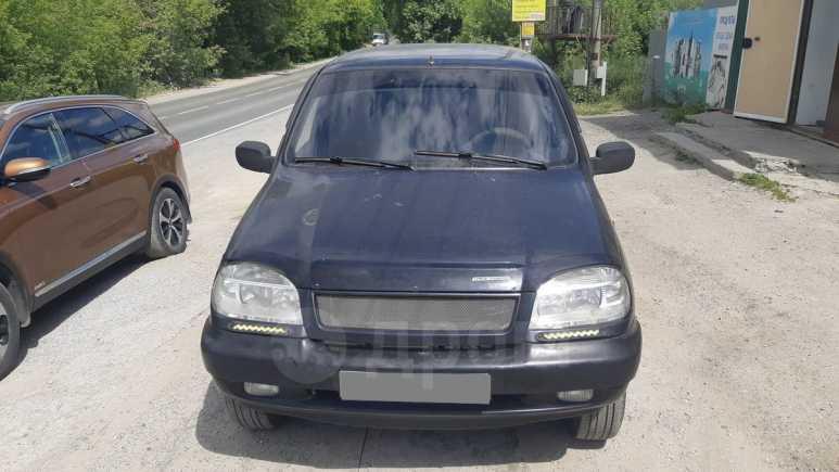 Chevrolet Niva, 2008 год, 189 000 руб.