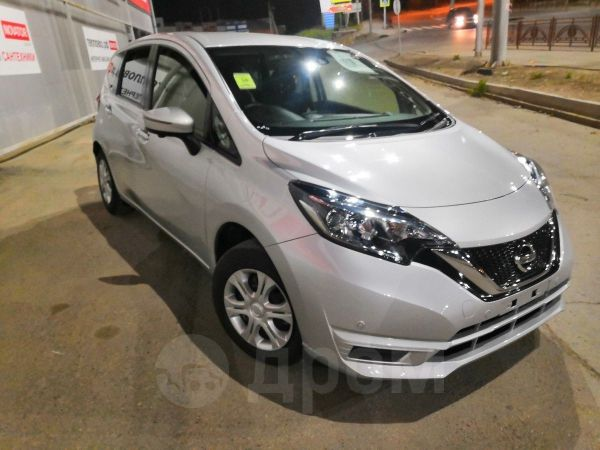 Nissan Note, 2017 год, 657 000 руб.