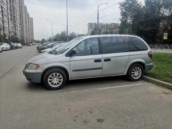 Chrysler Voyager, 2002 год, 270 000 руб.