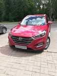 Hyundai Tucson, 2018 год, 1 630 000 руб.