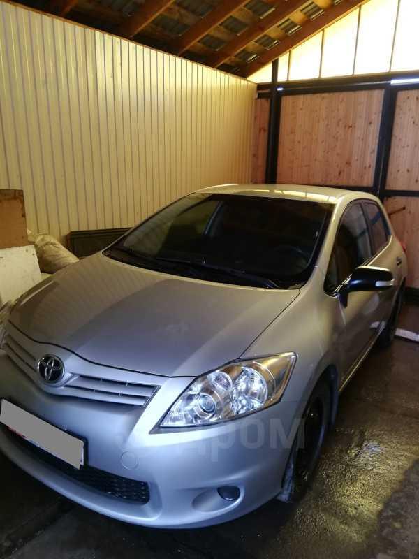 Toyota Auris, 2011 год, 630 000 руб.
