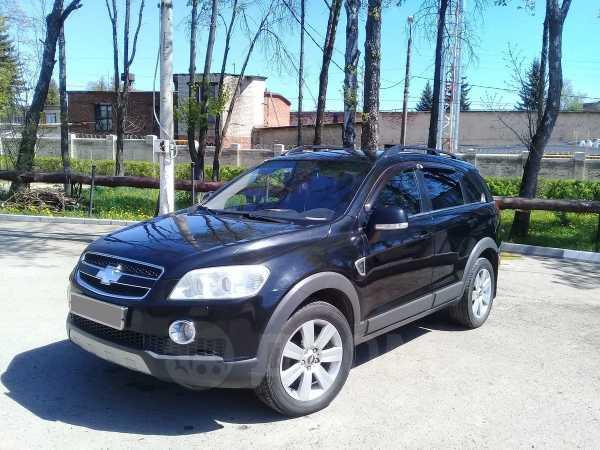 Chevrolet Captiva, 2008 год, 450 000 руб.