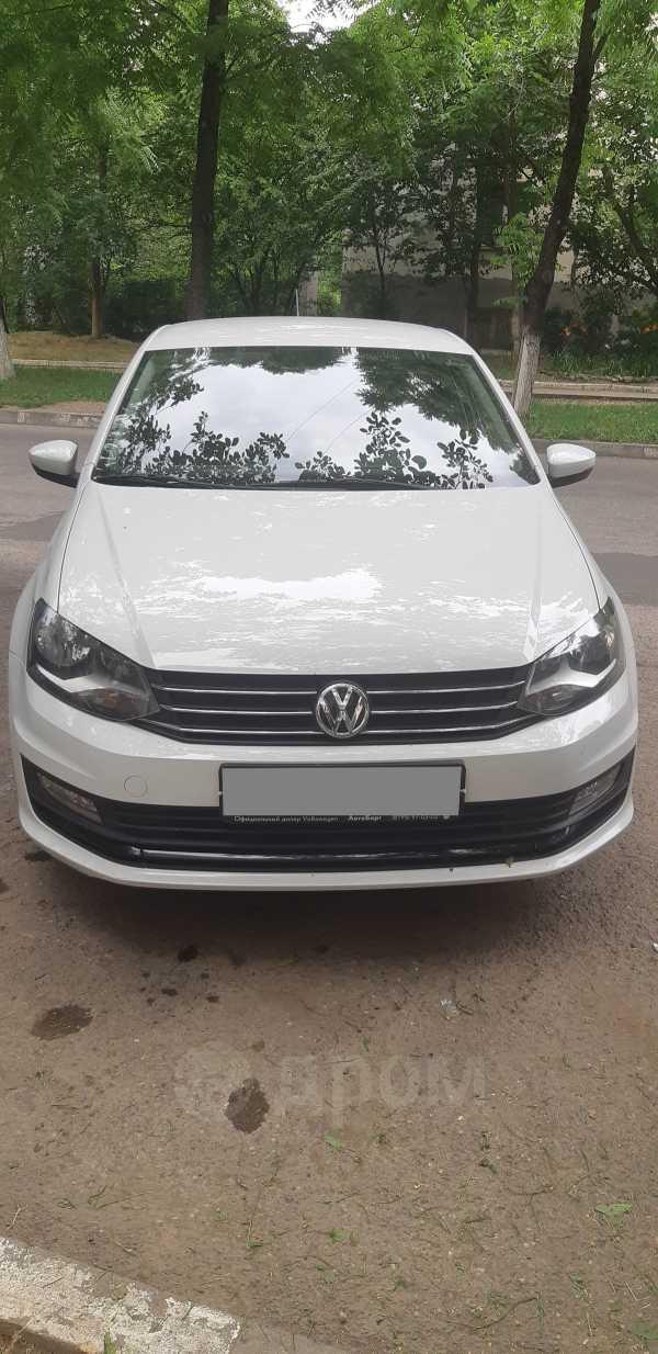 Volkswagen Polo, 2016 год, 780 000 руб.