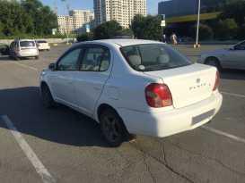 Барнаул Toyota Platz 2001