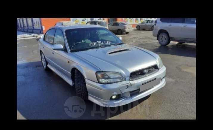 Subaru Legacy B4, 2002 год, 245 000 руб.