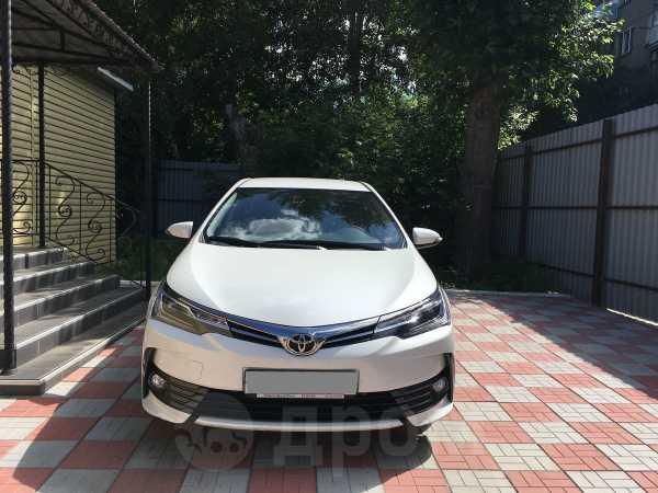 Toyota Corolla, 2018 год, 1 190 000 руб.