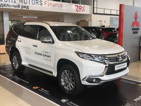 Mitsubishi Pajero Sport, 2020 год, 3 062 000 руб.