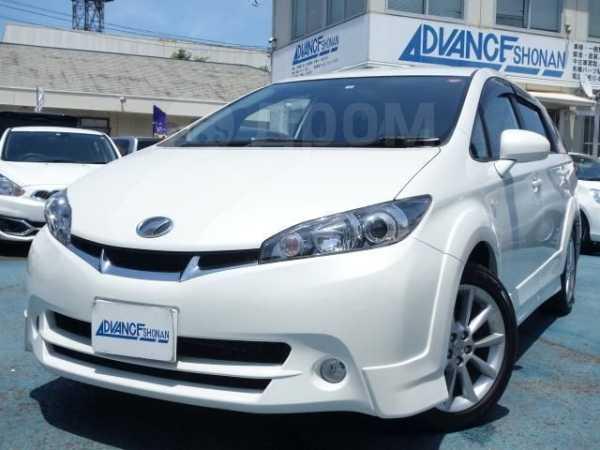 Toyota Wish, 2014 год, 800 000 руб.