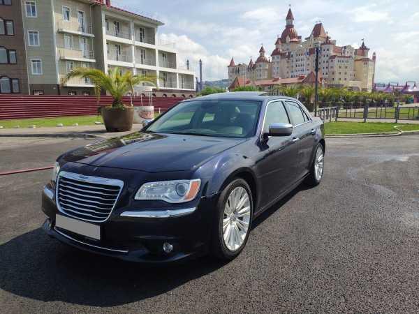 Chrysler 300C, 2012 год, 1 120 000 руб.