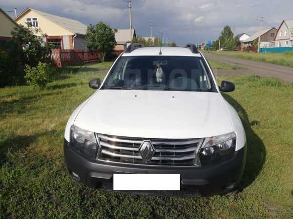 Renault Duster, 2014 год, 595 000 руб.