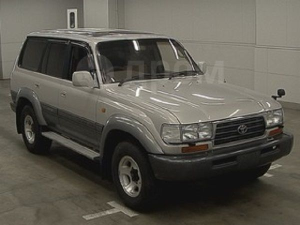 Toyota Land Cruiser, 1997 год, 798 000 руб.