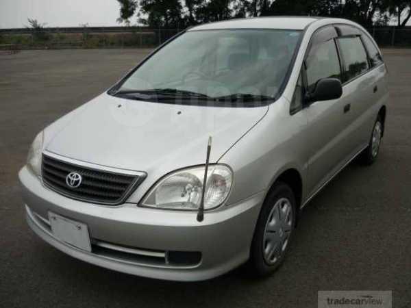Toyota Nadia, 2001 год, 198 000 руб.