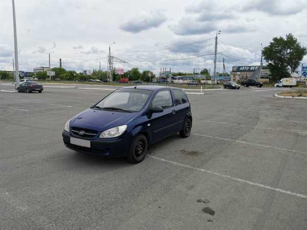 Hyundai Getz, 2008 год, 175 000 руб.