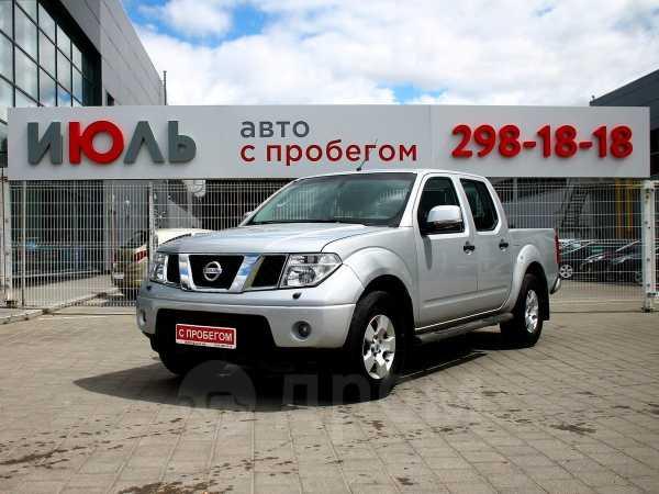 Nissan Navara, 2007 год, 569 000 руб.