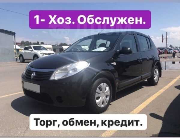 Renault Sandero, 2013 год, 365 000 руб.