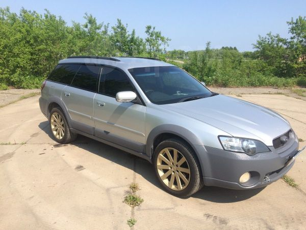 Subaru Outback, 2004 год, 685 000 руб.