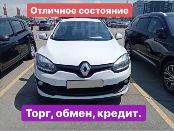 Renault Megane, 2014 год, 495 000 руб.