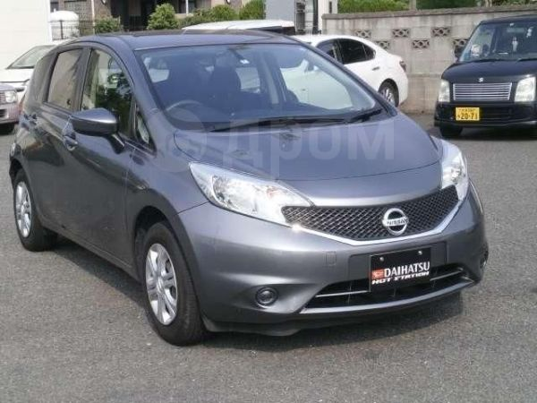 Nissan Note, 2015 год, 576 800 руб.