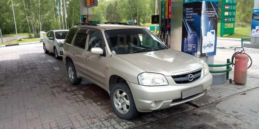 Mazda Tribute, 2001 год, 420 000 руб.