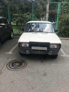 Краснодар 2107 1993