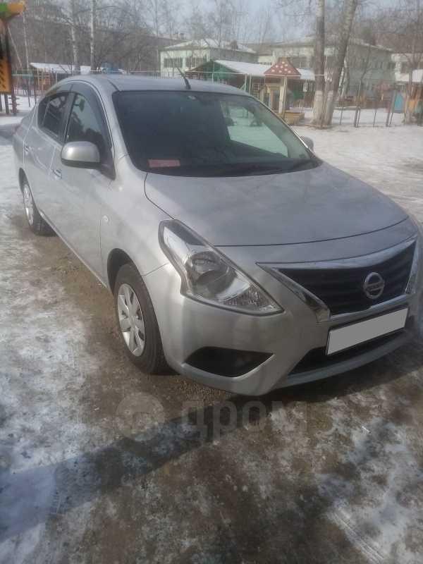 Nissan Latio, 2015 год, 480 000 руб.