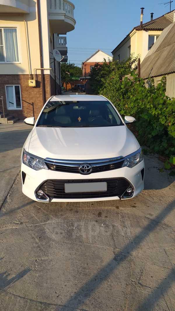 Toyota Camry, 2017 год, 1 200 000 руб.