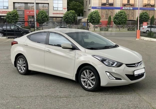 Hyundai Elantra, 2013 год, 730 000 руб.