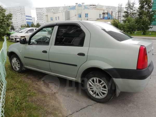 Renault Logan, 2005 год, 175 000 руб.
