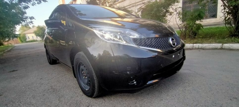 Nissan Note, 2016 год, 636 000 руб.