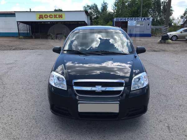 Chevrolet Aveo, 2009 год, 188 000 руб.