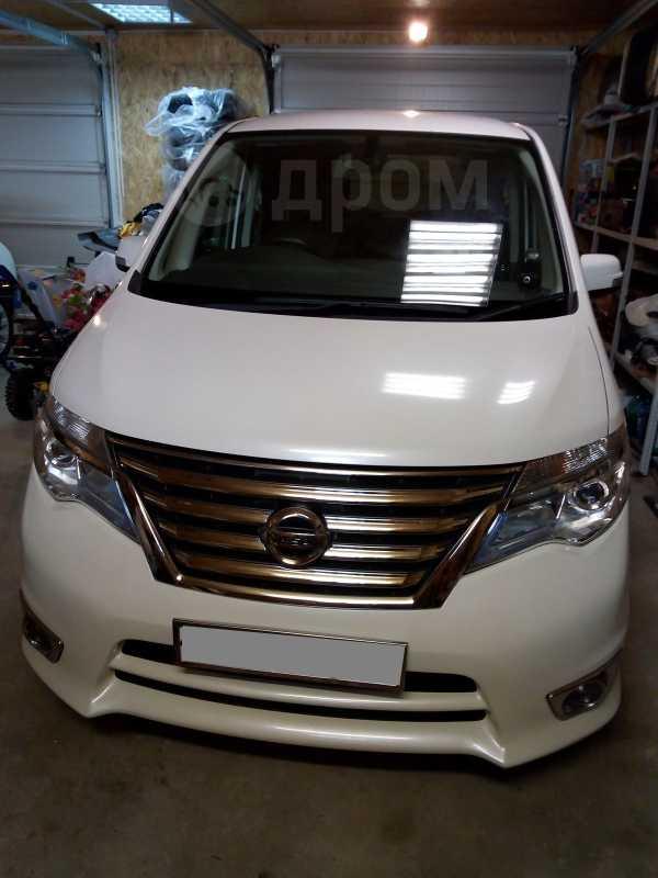 Nissan Serena, 2014 год, 1 000 000 руб.