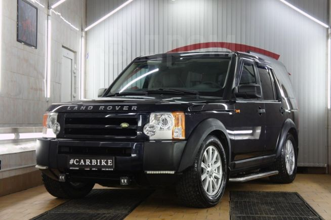 Land Rover Discovery, 2008 год, 779 000 руб.