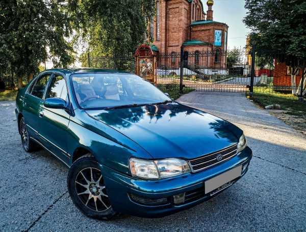 Toyota Corona, 1992 год, 149 000 руб.