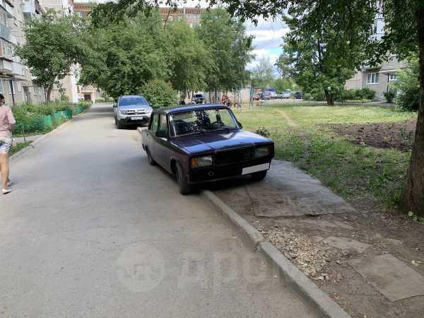 Лада 2107, 2005 год, 38 000 руб.
