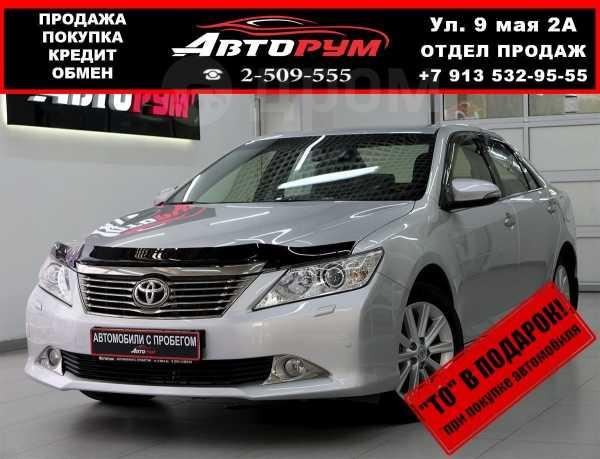 Toyota Camry, 2012 год, 1 067 000 руб.