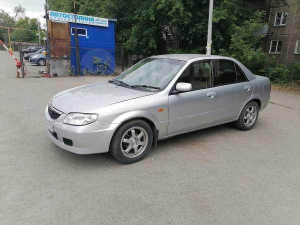 Mazda Familia, 2003 год, 125 000 руб.