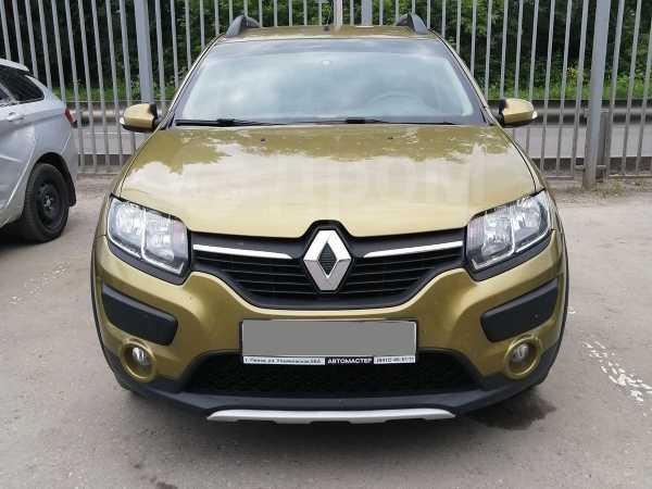 Renault Sandero Stepway, 2016 год, 580 000 руб.