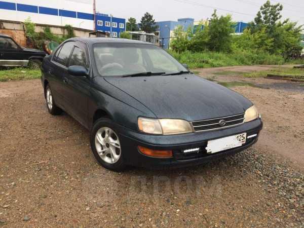 Toyota Corona, 1992 год, 165 000 руб.