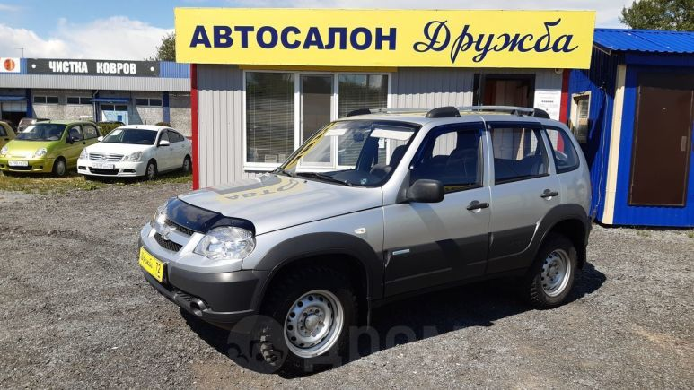 Chevrolet Niva, 2011 год, 289 990 руб.